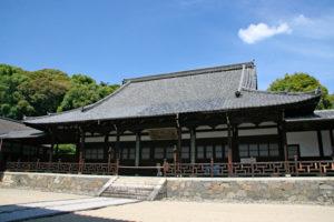 萬福寺法堂