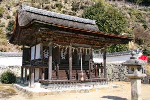 三室戸寺・十八神社