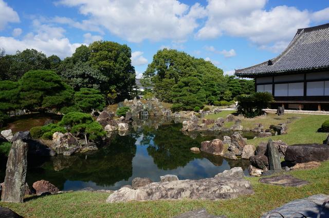 二条城・二の丸庭園