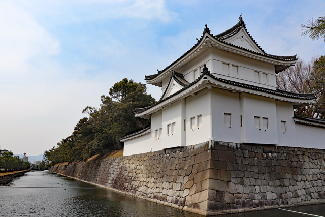 二条城・東南隅櫓
