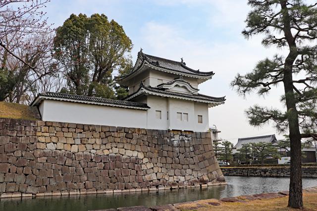 二条城・西南隅櫓