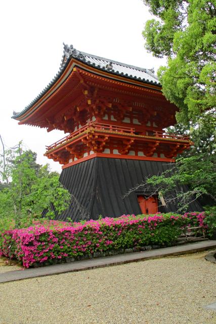 仁和寺鐘楼