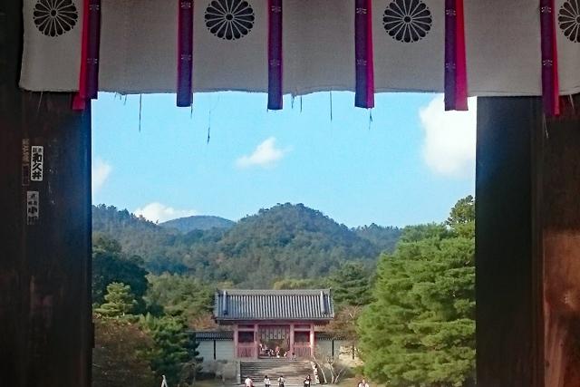 旧門跡寺院・仁和寺