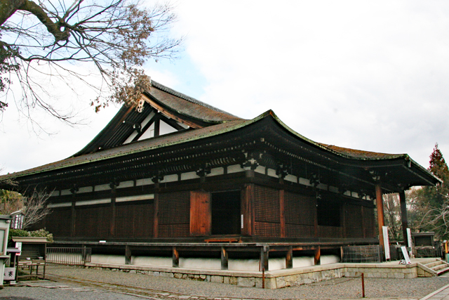 大報恩寺本堂