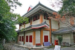 千本釈迦堂・霊宝殿