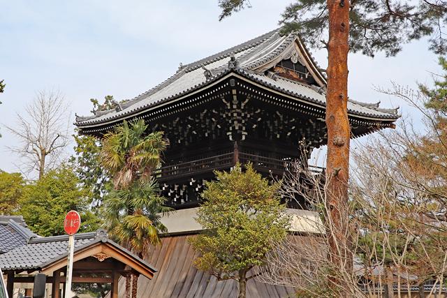 相国寺鐘楼