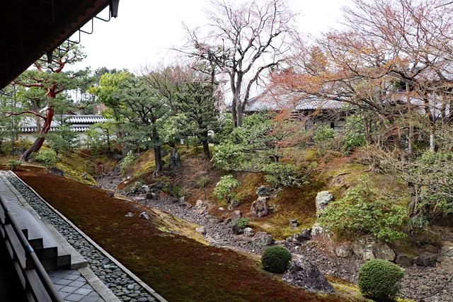 相国寺・裏方丈庭園