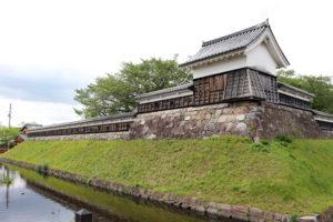 勝竜寺城公園・模擬隅櫓