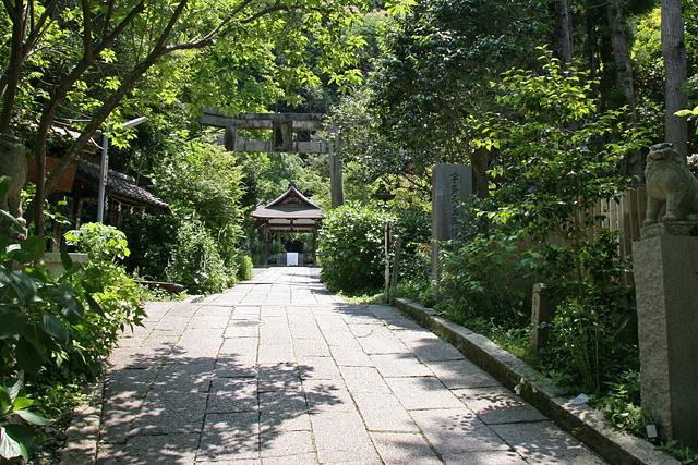 大豊神社(哲学の道沿い)