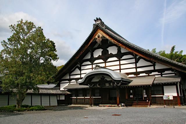 東福寺庫裡