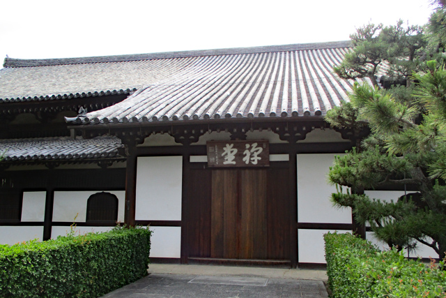 東福寺禅堂