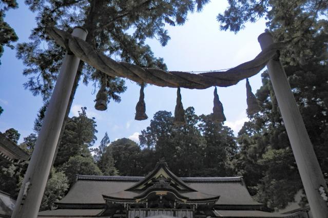 本殿のない大神神社