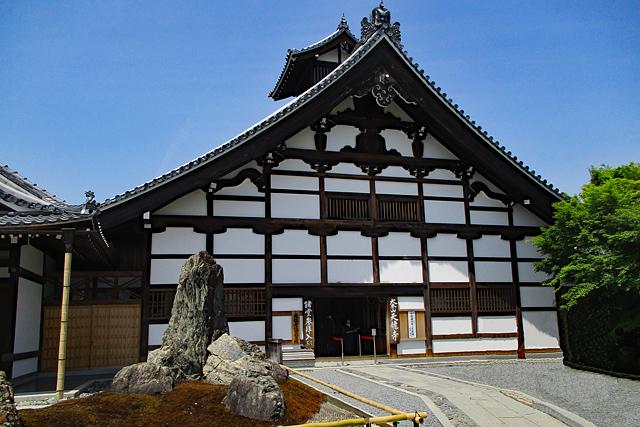 京都五山第一位・天龍寺