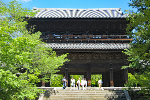 五山別格・南禅寺(三門)