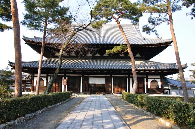 京都五山第二位・相国寺(法堂)