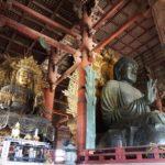 盧舎那仏と観音像
