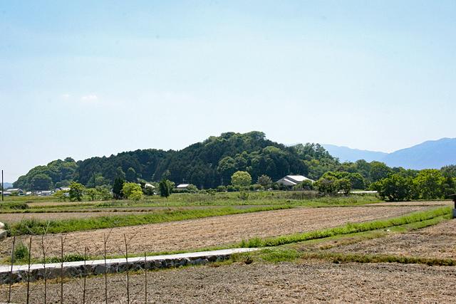 甘樫丘遠景