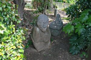 猿石(僧・男)