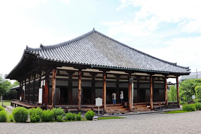 元興寺本堂(極楽坊本堂)