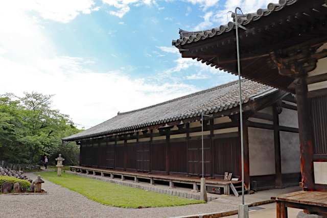 元興寺禅室