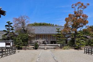 法輪寺講堂(収蔵庫)