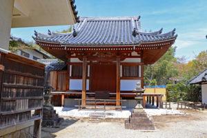 法輪寺妙見堂
