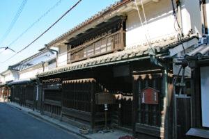 今井町の風景