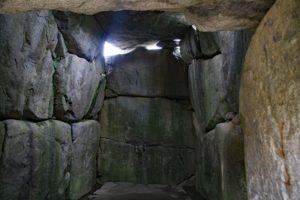 石舞台古墳・石室