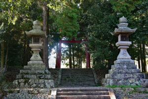 當麻山口神社