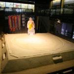 相撲館けはや座|実物サイズの土俵の上で横綱気分!(奈良名所巡り)