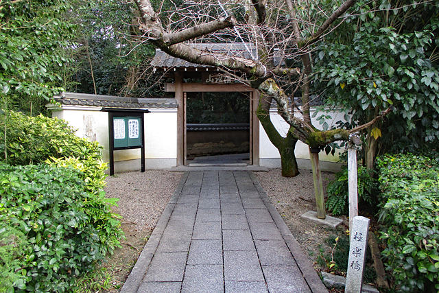 吉田寺参道