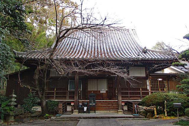 吉田寺本堂