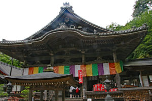 岡寺・本堂