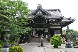 橘寺・本堂(太子殿)