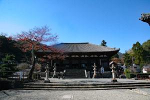 當麻寺本堂(曼荼羅堂)
