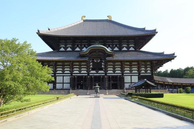 東大寺大仏殿(金堂)