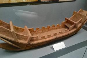 アイセルシュラホール・船形埴輪