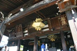 葛井寺本堂