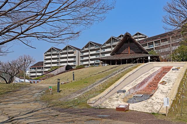 ハニワ工場公園風景