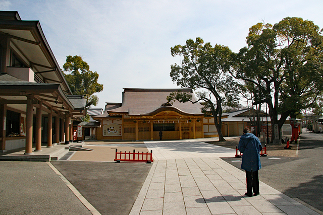 方違神社社殿