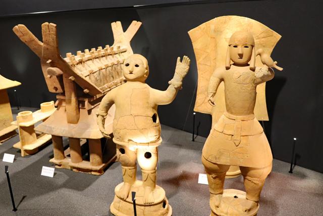 今城塚古代歴史館・形象埴輪