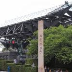 一心寺|鉄の山門で丸腰仁王がお出迎え、骨佛のお寺(大阪名所巡り)