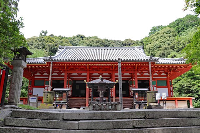 観心寺金堂