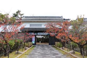 岸和田城櫓門