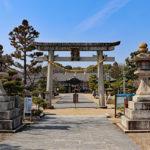 誉田八幡宮|応神天皇陵のそばで、応神天皇を祀る古社(大阪名所巡り)