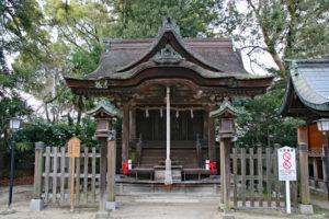 長野神社本殿