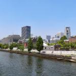 中之島|大阪の中心部に浮かぶ中洲と個性的な橋の数々(大阪名所巡り)
