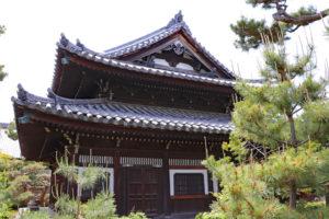 南宗寺仏殿側面