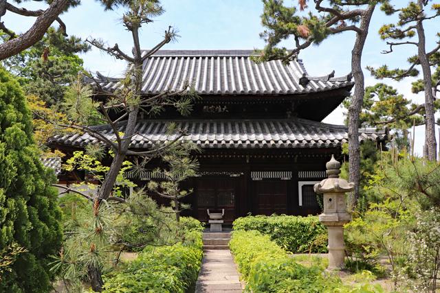 南宗寺仏殿