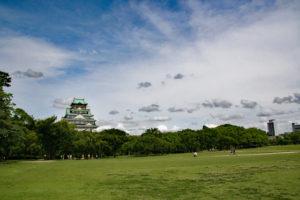 大阪城西の丸庭園